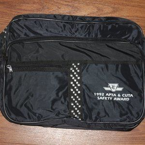 Vintage Toronto Transit Commission Bag